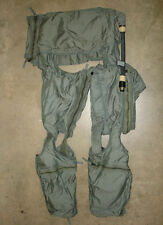 USAF Vietnam War 1970 Dated Pilot's Anti-G Suit CSU-12/P Experimental Prototype?