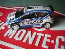 DECAL CALCA DECALC 1 43 FORD FIESTA S2000  N°21 Rally WRC MONTE CARLO 2011
