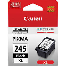 Canon PG-245 XL High Capacity Black Ink Cartridge - Canon Authorized Dealer
