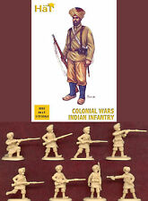 1:72 FIGUREN 8203 Colonial Wars Indian Infantry - HÄT