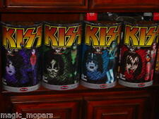 KISS 35th ANNIVERSARY DESTROYER MODEL SET w/Painted Faces, ACE PETER GENE & PAUL