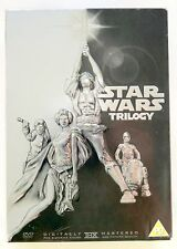 Star Wars - The Original Trilogy 4 disc set on DVD (2006) Region 2