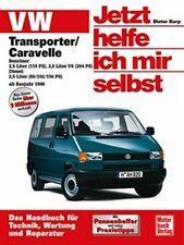 WERKSTATTHANDBUCH JETZT HELFE ICH MIR SELBST 227 VW T4 CARAVELLE TRANSPORTER