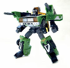 Transformers Hasbro Cybertron (Galaxy Force) Downshift (wheeljack)