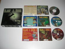 ALONE IN THE DARK - THE TRILOGY 1 2 & 3 in Glow In the Dark Box Pc Fast Post