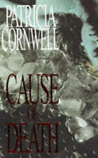 Cause Of Death, By Cornwell, Patricia,in Used but Acceptable condition