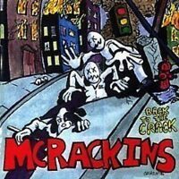 McRackins Back To The Crack CD NEW 1996 Punk