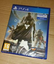 Destiny PS4 Brand new sealed UK PAL Sony Playstation 4 VANGUARD ARMOURY EDITION