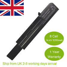 Battery for DELL Vostro 3300 3350 Laptop 050TKN GRNX5 7W5X0 8 Cell 14.4V 5200mAh