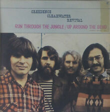 "7"" Single - Creedence Clearwater Revival - Run Through The Jungle / s101"