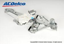 ACDelco 25999741 Window Reg With Motor