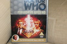 doctor who - mawdryn undead (special edition) MINT CONDITION * dispatch in 24hrs