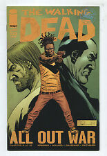 "The Walking Dead #122 - ""All Out War Chapter 8 of 12"" - (Grade 9.2)"