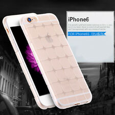 Shockproof Soft Silicone Clear Gel Rubber Case Cover For Apple iPhone 7 6 Plus 5