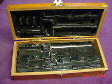 Small Wooden Box From Older Exacto Knife Set - Box Only No Blades etc.