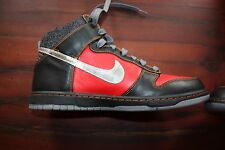 Nike Studio ID Customized Mens Air Zoom Dunk Shoe 12 Hi-Top NEW Huffy RARE