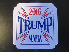 BIKERS FOR TRUMP 2016  HELMET - WINDOW - STICKER - BUY 1 GET 1 FREE!