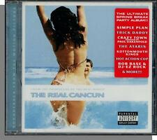 The Real Cancun - New 2003 Soundtrack CD, The Ultimate Spring Break Party Album!