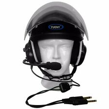 aviation helmet with headset pilot helmets YUENY EN966 certificate YAHH-2000 PNR