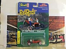 1925 FORD MODEL T ROADSTER  1/64 RAT RODS REVELL COLLECTIBLE COOL PAINT JOB