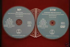 SAAB STM Standard Times Mechanical MP Menu Pricing  WIS