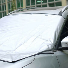 Universal Fit Snow/Ice/Sun/Dust 8 Magnetic Car Windshield Cover Protector Shield