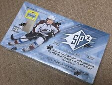 2013-14 UPPER DECK SPX HOCKEY HOBBY BOX FREE SAME DAY PRIORITY SHIPPING