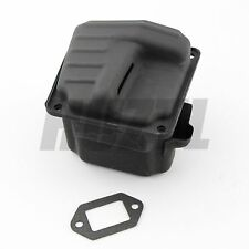 MUFFLER DUAL PORT FOR STIHL 044 046 MS440 MS460 REP 1128 140 0607 CHAINSAW