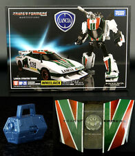 Transformers Masterpiece MP20 Wheeljack with coin and hypno device MISB