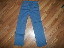 vintage 70s western  lee denim #200  union made jeans