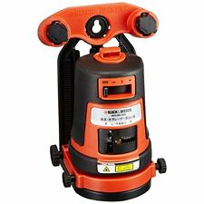Black & Decker BDL310S Vertical and Horizontal Laser Brand New From Japan new .