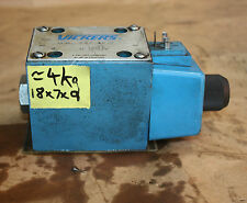 VICKERS DG4V 5 2A M U A6 20 ONLY 1 SOLENOID Operated Directional Control Valve