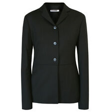 JIL SANDER $1,920 black fitted coat wool cashmere blazer jacket 38-DE/6-US/42-IT