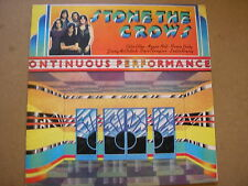 STONE THE CROWS Ontinuous Performance LP