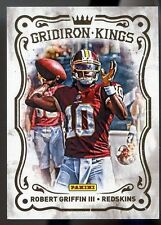2012 PANINI NATIONAL CONVENTION ROBERT GRIFFIN III GRIDIRON KINGS ROOKIE RC