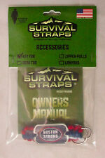 Boston Strong KEY FOB by Survival Straps R$19.95