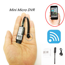 Wireless Nanny Cam WIFI IP Pinhole DIY Digital Video Camera Mini Micro DVR JM