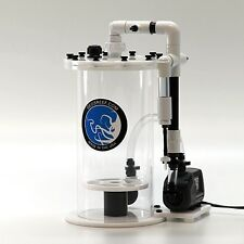 GEO 6x12 White Calcium Reactor with Sicce Syncra Pump