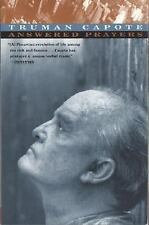 Vintage International: Answered Prayers by Truman Capote (1994, Paperback)