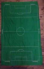Subbuteo Table Football Green Nylon Pitch - From Set 60140
