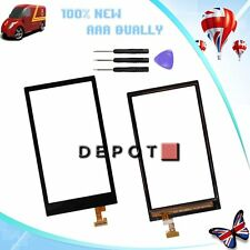 For HTC Desire 510 Black Touch Screen Digitizer Glass Panel Replacement Parts