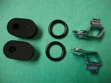 (0320) Jaguar XKE Bonnet  Lock Rod Kit