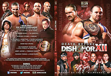 Official ROH Ring of Honor Death Before Dishonor XII Milwaukee 2014 Event DVD