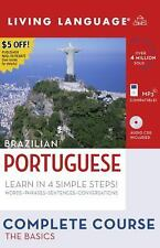 Complete Basic Courses: Brazilian Portuguese Set by Living Language Staff (2008)