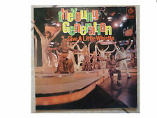 THE YOUNG GENERATION * GIVE A LITTLE WHISTLE * VINYL LP PYE PKL 5528 PLAYS GREAT