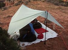 Ultralight UV-proteted Soft Tyvek ground cloth tent foot print