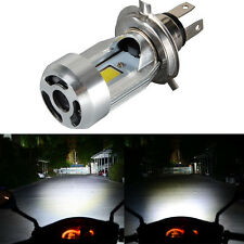 20W 2000LM COB LED Hi/Lo Beam H4 Motorcycle Front Light Bulb Lamp Headlight NEW