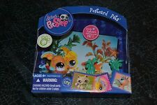 LITTLEST PET SHOP POSTCARD PETS ANGEL FISH # 1355