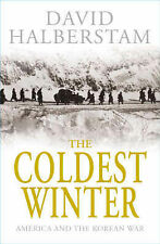 The Coldest Winter: America and the Korean War-ExLibrary