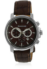 Reebok Men's Brown Chronograph Watch (MRP:7599/-) @ High Discounts